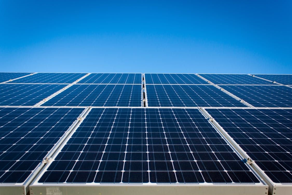 Solar power and electricity