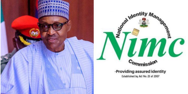 President Buhari National Identity