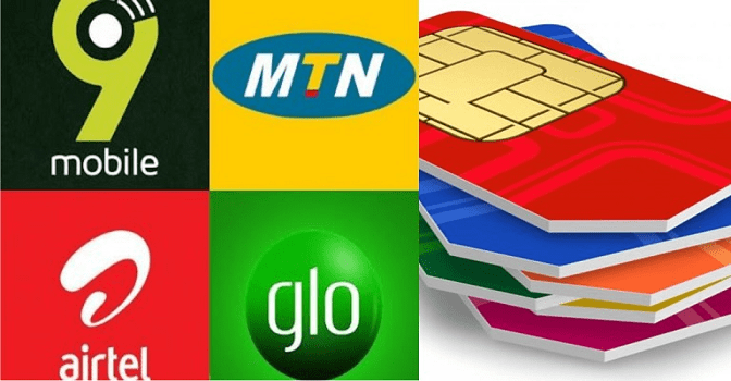 Telcos and sims sales