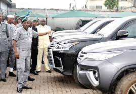 Customs Vehicles