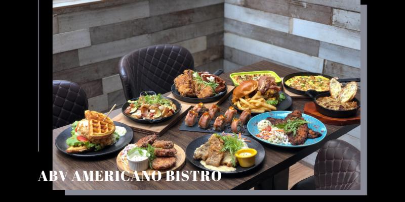 ABV Americano Bistro 》台北 2020 新開幕 ABV 美式餐酒館 (內有菜單)