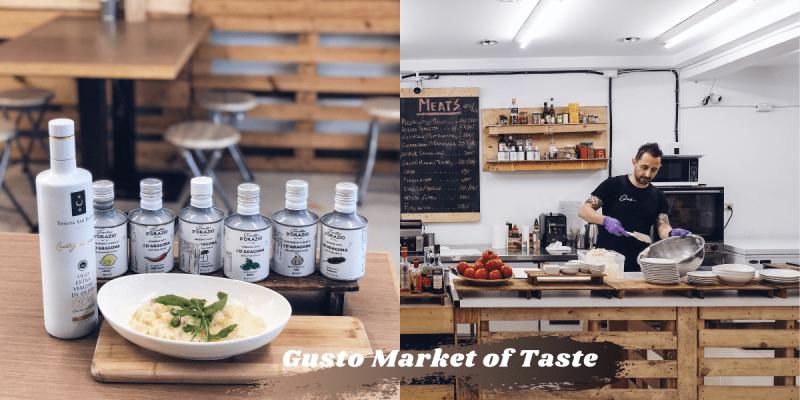 Gusto Market of Taste 好食多 》台北義大利食材店也賣美味義大利菜餚