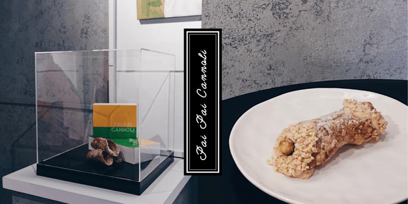PAI PAI Cannoli 2021 》二訪重新開幕的 Pai Pai Cannoli 菜單推薦排行榜