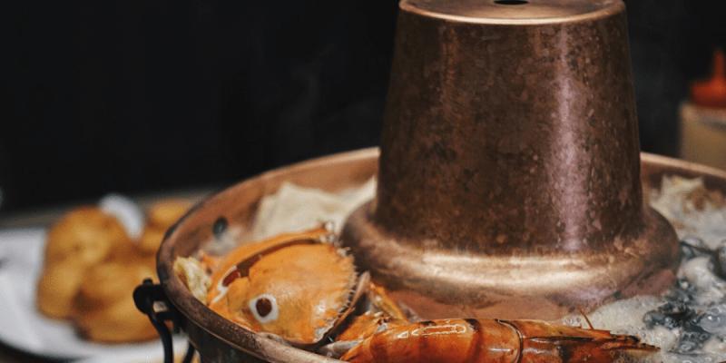 泰和樓 》被銀絲卷擔誤的台北酸菜白肉鍋   Taipei Pickled Cabbage Hot Pot