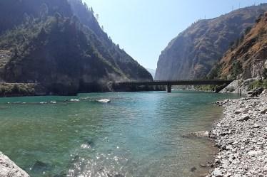 Himachal Pradesh: River Sainj Where time stands still!
