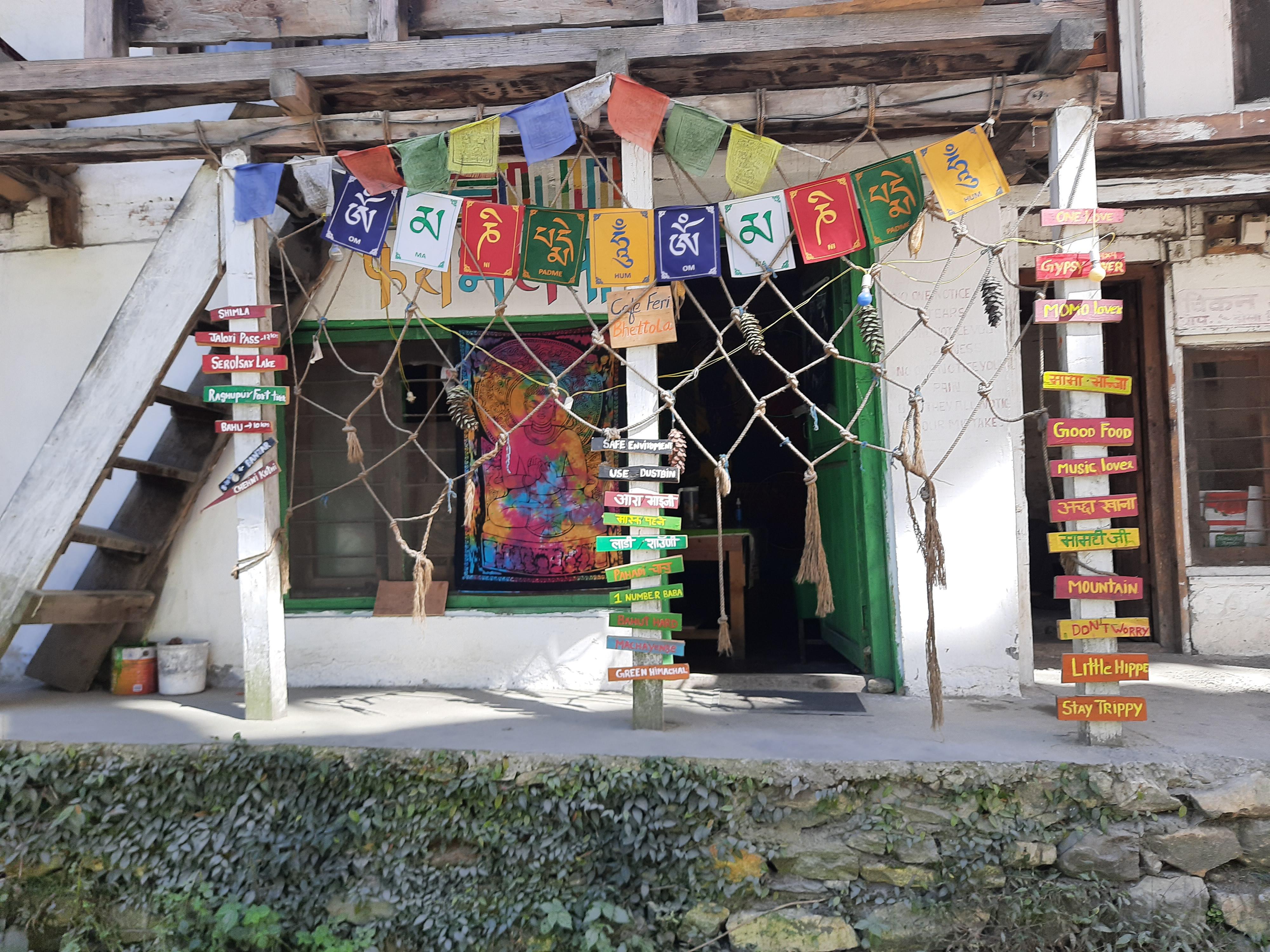 Kasol -A quaint little village in Himachal Pradesh