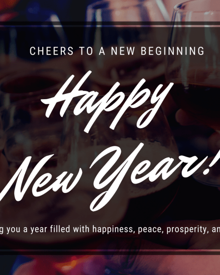 May this New Year take to places you've never been before.