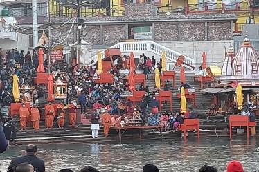 Har Ki Pauri Ghat Haridwar