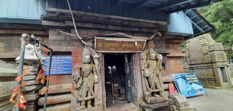 Jageshwar Dham - Abode of Lord Shiva