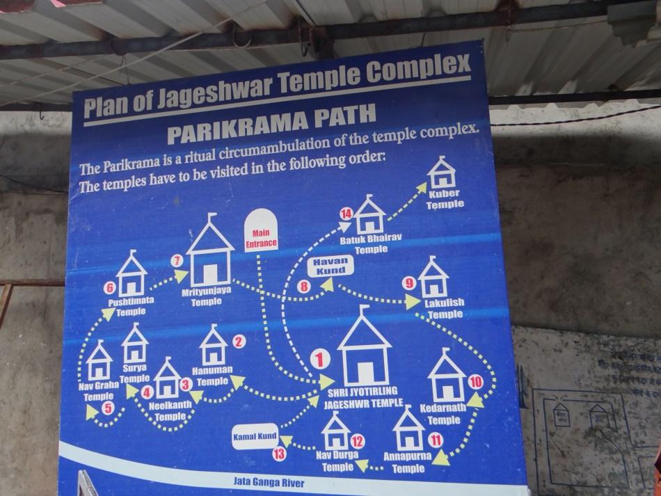 Jageshwar Dham Short Travel Guide 2021  - GLobal Footprint