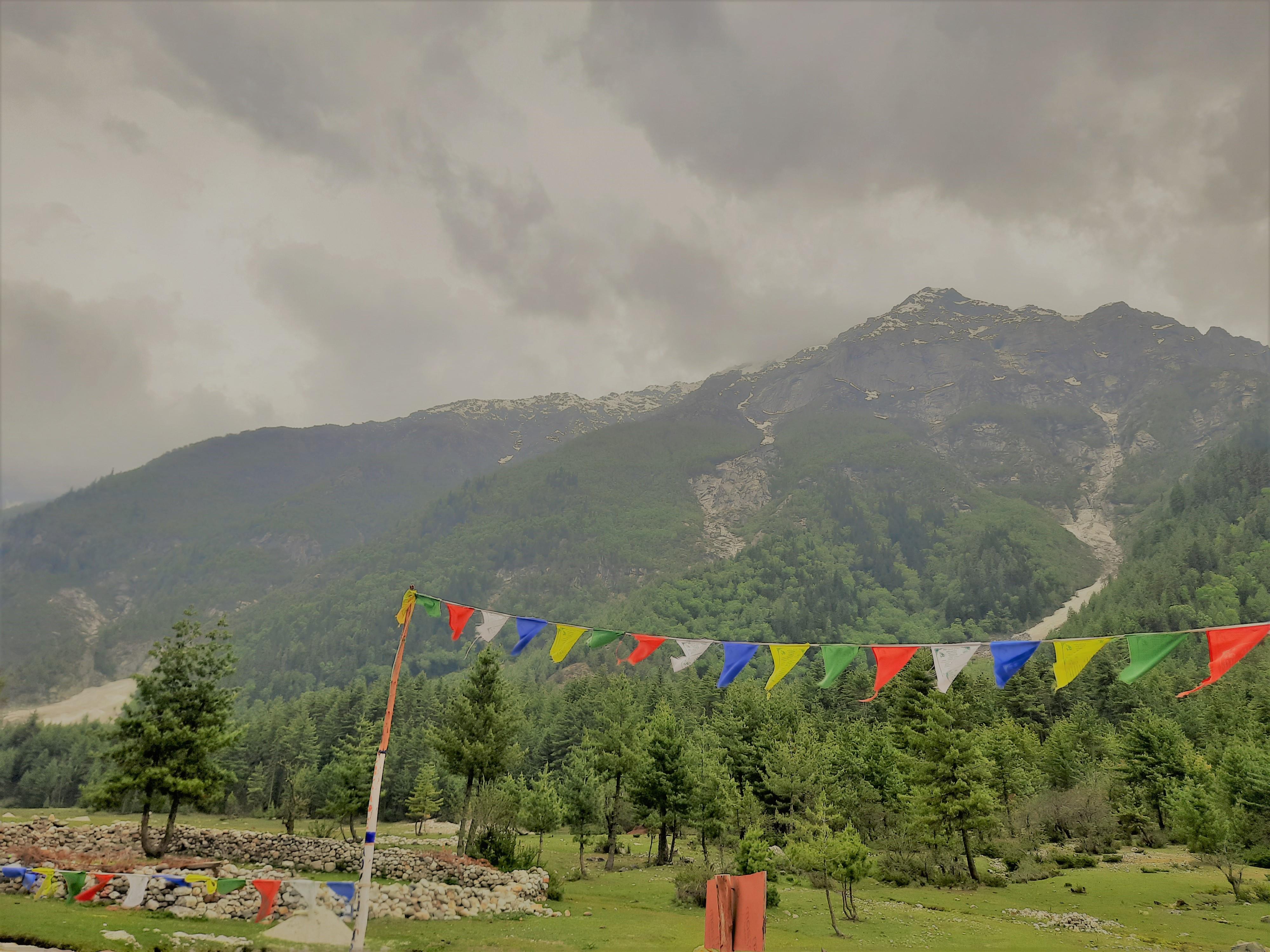 Himachal Pradesh: Rakcham Nomadic Himalayan village (Sangla Valley)
