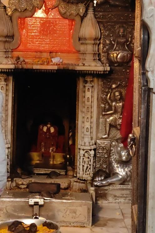 Bikaner Deshnok Karni Mata Temple