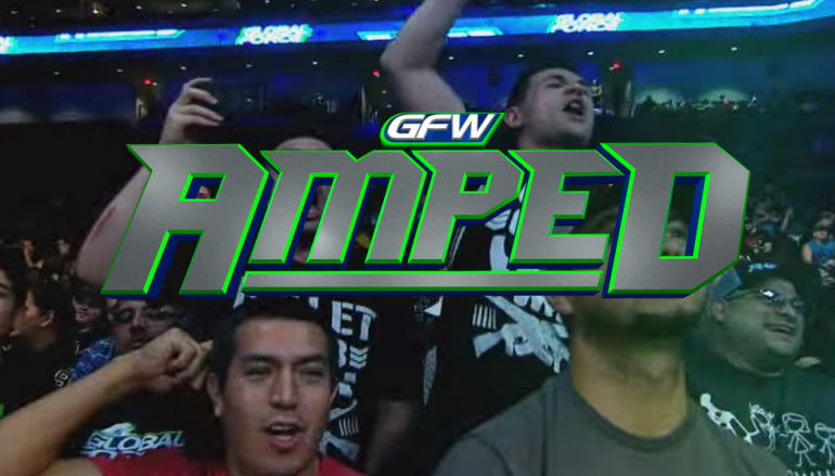 GFW Amped returns to Las Vegas this Friday night! – Global Force Wrestling