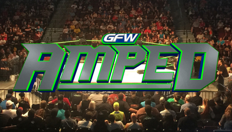 GFW Amped coverage from Las Vegas - Global Force Wrestling
