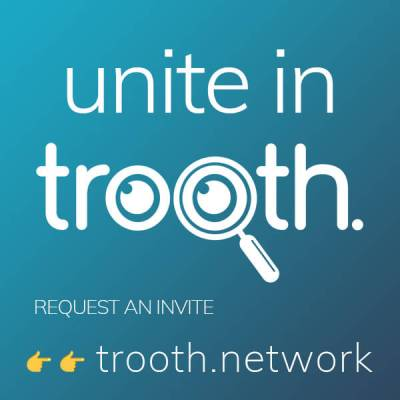 Trooth - the woke social network for solution-based thinkers