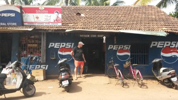 Patnem chai shop