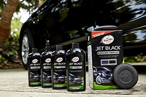 choose best black car wax