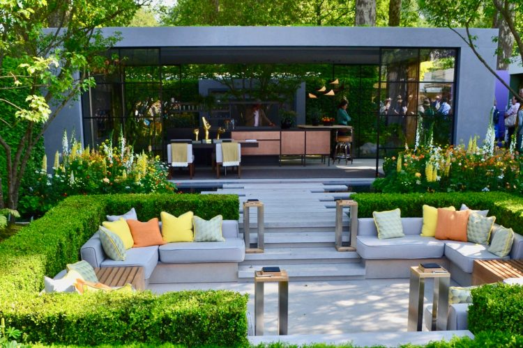 7 Design Ideas For Your Garden From Chelsea Flower Show Global