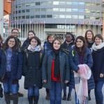 Exkursion zur UNO City am 18.01.2019 mit den StipendiatInnen