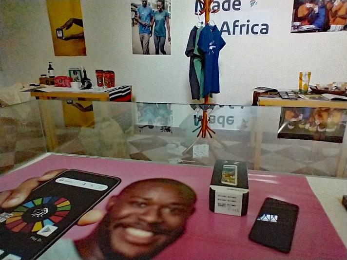 Mara Phone aus Ruanda
