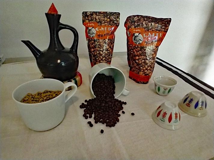 Äthiopischer Kaffee von Tomoca