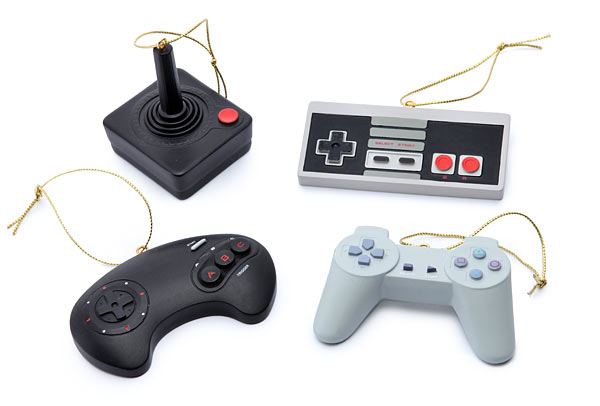Video Game Christmas Ornament