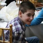 Jack has Phelan Mc-Dermid Syndrome and Chromosome 22 Ring disorder