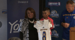 University of New Haven Football Team Signs 6-Year-Old Boy with CVID