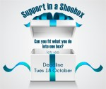 Support in a Shoebox? Get Your Entries in Today!