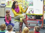 Kindergarten Student with EB Organizes Awareness for Her Class