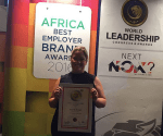 Rare Diseases South Africa: Africa Leadership Award Winner