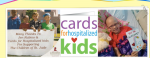 Rare Patient Starts Card Project for Hospitalized Kids