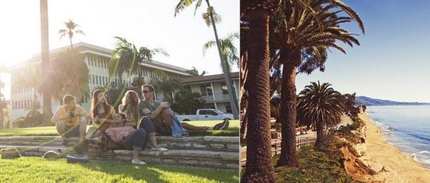 США, Санта-Барбара от 16 лет
