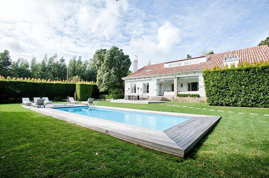 Lovely Villa With Private Pool, Large Garden, in Sintra