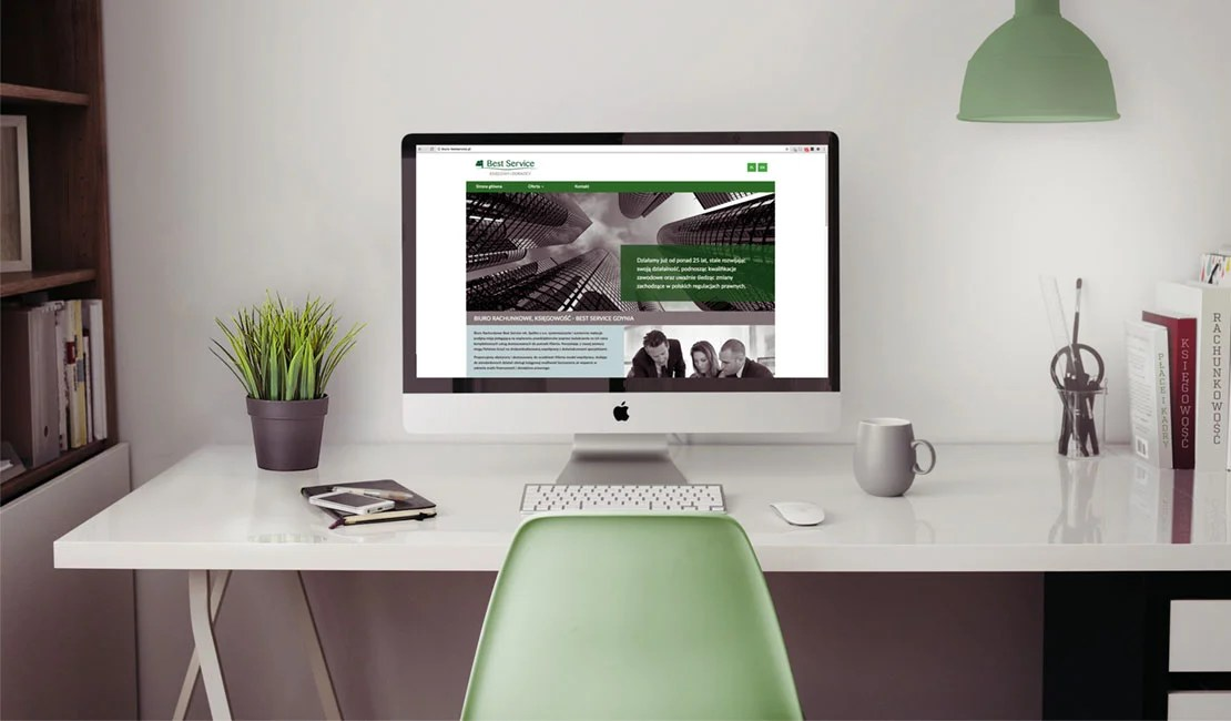 Strona www Best Service