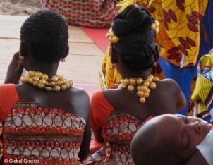 Akan Princesses, Abissa 2012, Grand Bassam Ivory Coast