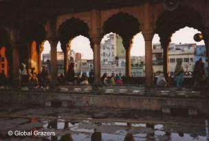 Jamma Masjid Mosque, Old Delhi, India