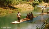 River Rafting, Ocho Rios, Jamaica