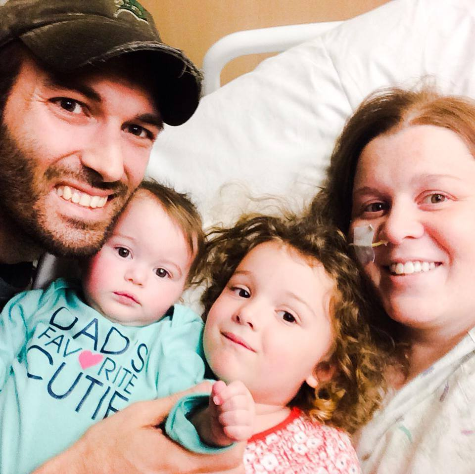 SO SAD: Two Michigan Parents Both Diagnosed With Cancer ...