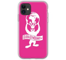 Global Gym Bunny iPhone Case