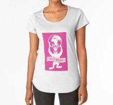 Global Gym Bunny Premium Scoop T-Shirt