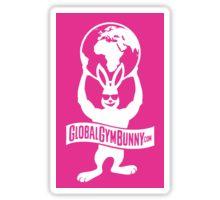 Global Gym Bunny Sticker