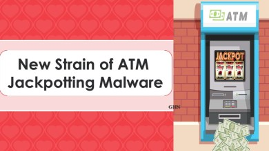 New Strain of ATM Jackpotting Malware