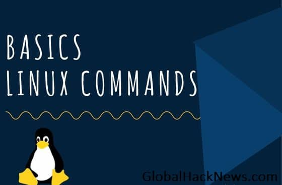 linux commands for beginner