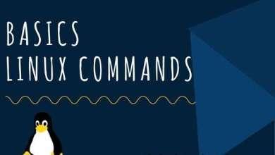 basics-linux-commands