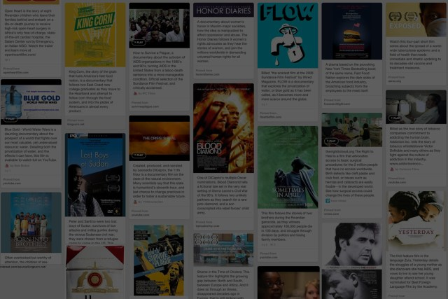 Global Health Films Database