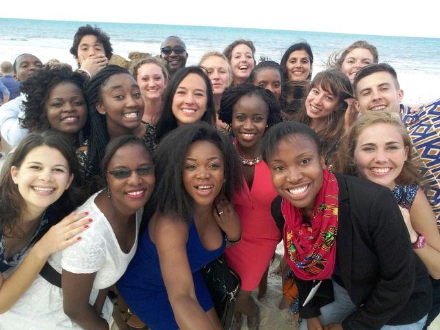 Global Health Corps Malawi 2015-16 Cohort.