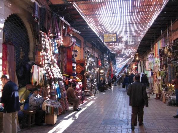 Souks of Marrakech