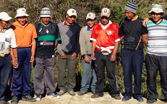 Inca Porters