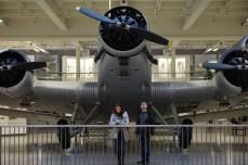 Flight in Deutsches Museum